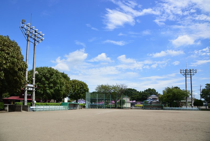 芳賀町総合運動公園