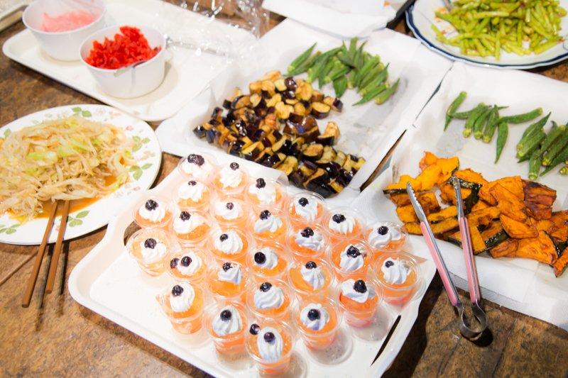 「地域食堂」で味わえるボリューム満点の食事