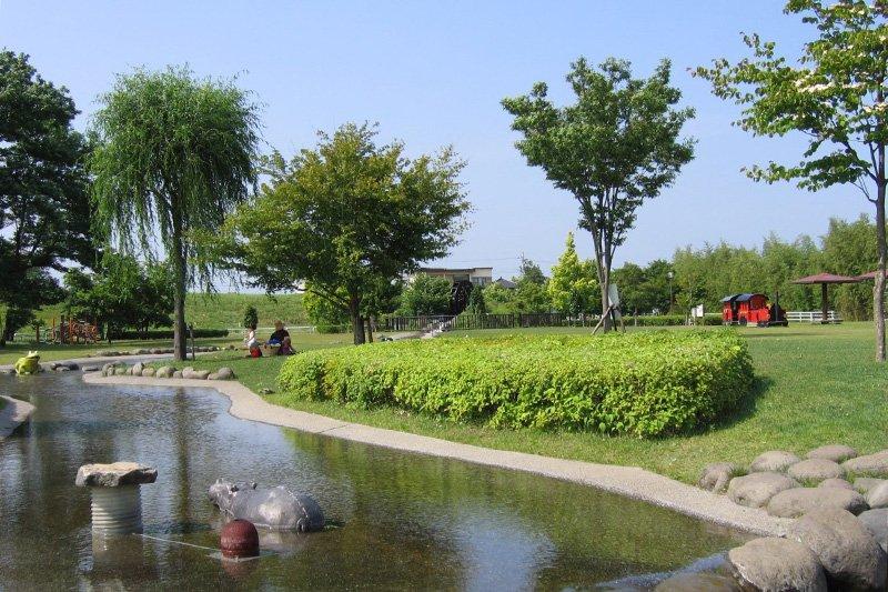 蓼沼親水公園